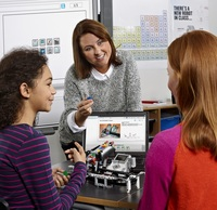 showimage LEGO Education gestaltet den Unterricht der Zukunft