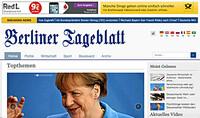 Berliner Tageblatt: Zeitung für Berlin und Brandenburg