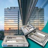 Verteiler für die dezentrale Gebäudeautomation