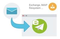 Ab Sommer 2017: Revisionssichere und gesetzeskonforme E-Mail Archivierung mit ecoMAILZ