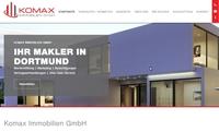 Immobilien in Dortmund mit Komax vermieten