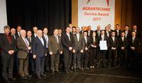AGRAVIS Technik Heide-Altmark siegt beim Agrartechnik Service Award