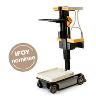 Das Multifunktionsfahrzeug Wave von Crown ist für den IFOY Award 2017 nominiert