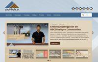 dach-holz.tv  Nachrichtensender für Zimmerer und Dachdecker