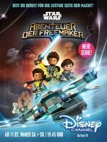 Endlich im deutschen Free-TV! STAR WARS: DIE ABENTEUER DER FREEMAKER ab 11. Februar im Disney Channel
