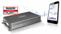 AXTONs Car-Audio Verstärker A580DSP überzeugt im Test