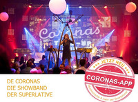 De Coronas auf der Best of Events International und der Internationalen Kulturbörse