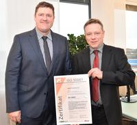 Energiemanagement-System konzernweit bei AGRAVIS eingeführt