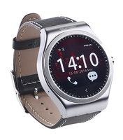simvalley MOBILE Bluetooth-4.0-Smartwatch
