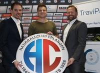 HC Erlangen verpflichtet Christoph Steinert aus Leipzig