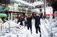 SWISS | Winter Wonderland is just a throw away!