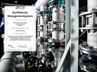 Multi Kühlsysteme GmbH: Kühlanlagen-Montage erneut mit DIN EN ISO 9001:2008 zertifiziert