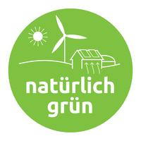 Elektromobilität wird umweltfreundlich mit natürlich grün