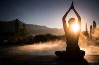 Yoga trifft Wandern