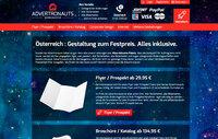 Österreich : Gestaltung zum Festpreis. Alles inklusive.