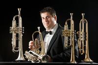 """Workshop """"Die Trompete"""" mit Solotrompeter Simon Schäfer"""