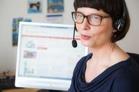 Eine Krankheit mit tausend Fragen  15 Jahre Alzheimer-Telefon der Deutschen Alzheimer Gesellschaft