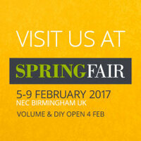 """Ghost White Toner is first time exhibitor at Spring Fair bringing white printing to the UK""""s largest creative business show."""