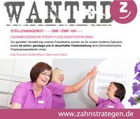 Stellenangebot: Zahnmedizinische Prophylaxeassistentin (m/w) ZMF / ZMP / DH in Bornheim-Merten