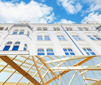 Niedrigzinsen und hohe Nachfrage beflügeln das Bauhauptgewerbe