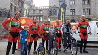 FahrradheldenTour 2017 mit Radfahren Gutes tun