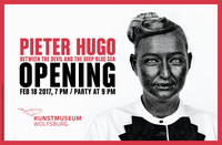 Photographs by Pieter Hugo from February 19, 2017 in the Kunstmuseum Wolfsburg