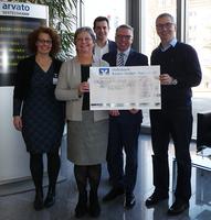 Arvato Financial Solutions unterstützt Flüchtlingsprojekt der Malteser