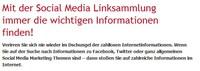 Nabenhauer Consulting auf Erfolgskurs mit Social Media Linksammlung