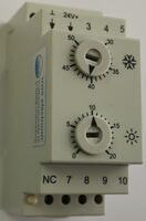 2-Kanal-Thermostat regelt thermoelektrische Kühlung von Gehäusen