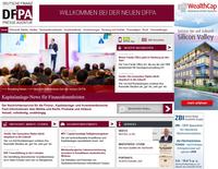 Deutsche Finanz Presse Agentur DFPA geht News-Kooperation mit dem Maklerpool Jung, DMS & Cie. ein