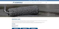 Kemperol hält - neues Tool von Kemper System online