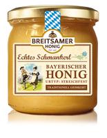 Breitsamer Echtes Schmankerl: Original bayerischer Honig wie zu Omas Zeiten