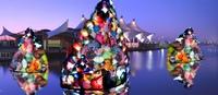 Größtes Lichtkunst-Festival der USA findet zum zweiten Mal in Baltimore statt