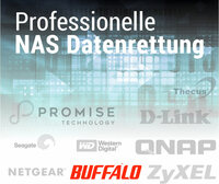 NAS Datenrettung: Bei defekten Buffalo NAS-Servern sind professionelle Datenretter gefragt