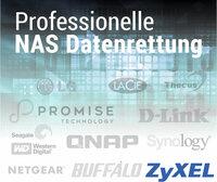 Zyxcel NAS Datenrettung: Experten können Daten von defekten ZyXEL NAS zuverlässig wiederherstellen