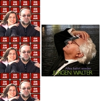 Roland Rube und Ariane Kranz On Air mit Jürgen Walter