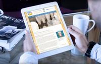 Pro DP Verpackungen bringt den Fachgroßhandel auf Tablet und Smartphone