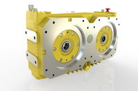 Flexible gearboxes: powerful mobile hydraulic applications