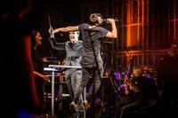 Alexander Knappe spielt mit dem Philharmonischen Orchester Cottbus & Special Guests im Mehr! Theater in Hamburg