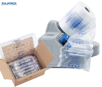 Rajapack auf der LogiMAT 2017: Weiterer Ausbau des Angebotes an Verpackungsmaschinen