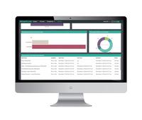 In Live-Demos visualisiert abas auf der CeBIT, wie Unternehmen ihre Geschäftsprozesse in Apps modellieren und auf Knopfdruck ausrollen