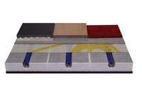 showimage Fußbodenheizung: selbstklebendes Entkopplungssystem für alle Böden