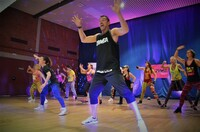 Erstes Fitnessevent unter Tage im Erlebnisbergwerk Merkers am 24. Juni 2017