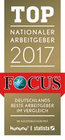"""Vetter als """"TOP Arbeitgeber"""" Deutschlands ausgezeichnet"""