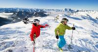 Sonne, Schnee und Emotionen: Ein Platz an der Wintersonne