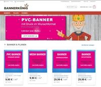 Zahlreiche Neuerungen bei BANNERKÖNIG
