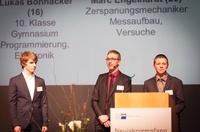 ulrich medical verzeichnet zweistelliges Umsatzwachstum und stellt Jungforscher-Projekt auf IHK-Neujahrsempfang vor