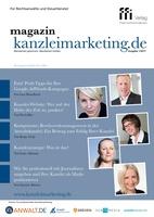 Kanzleimarketing.de: Jetzt auch als eMagazin