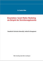 Buch mit Webinar: Social-Media-Marketing für Versicherungen