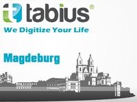 Computer Fachhändler Tabius bald in Magdeburg